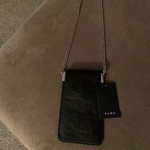 Zara Cellphone Purse